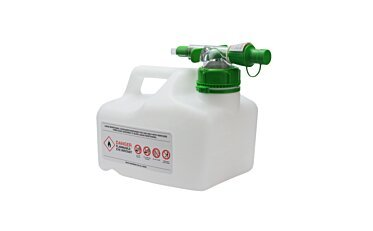 Jerry Can 1.25 Gal Safety Accessorie - Studio Image by EcoSmart Fire