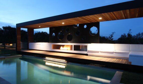 Portsea Private Pool Pavilion