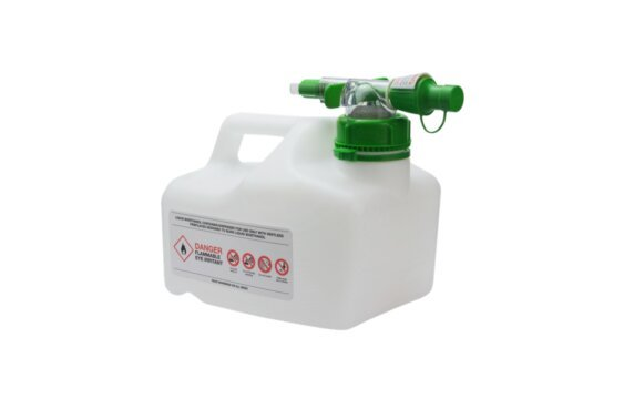 Jerry Can 1.25 Gal Fire Accessorie - Studio Image by e-NRG Bioethanol