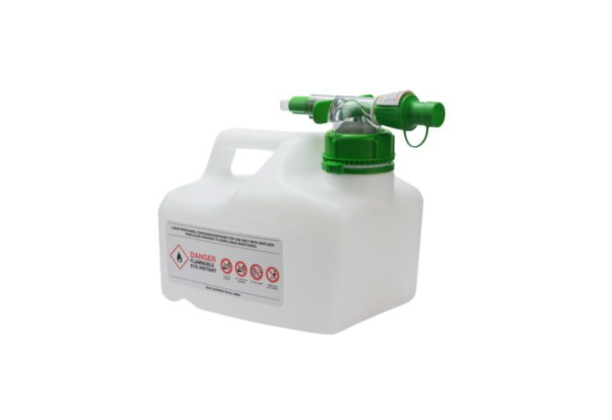 Jerry Can 1.25 Gal Fire Accessorie - Ethanol by e-NRG Bioethanol