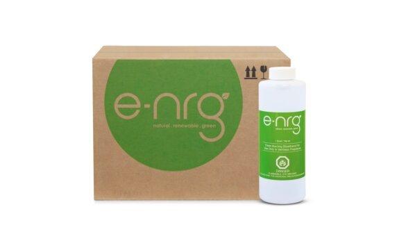 4 Gallons of e-NRG Bioethanol Gallons of e-NRG - Studio Image by e-NRG Bioethanol